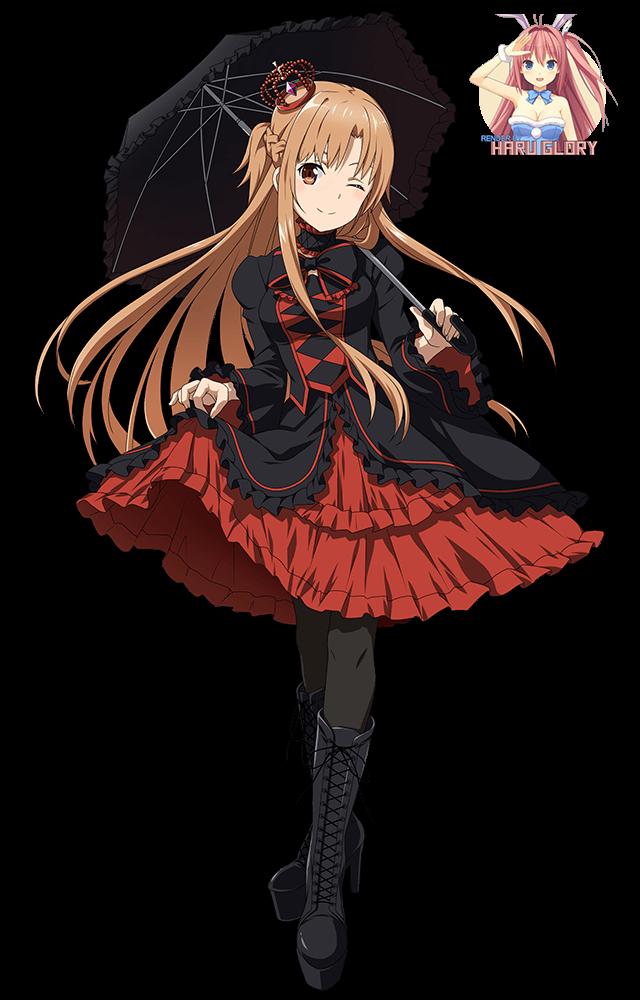 Asuna Yuuki 21