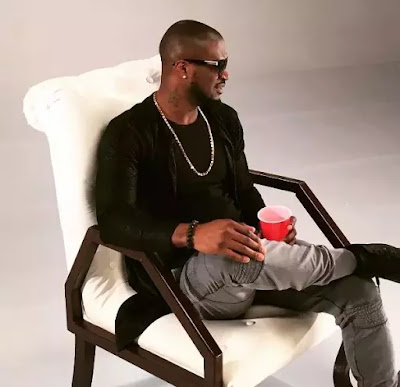wow check the lovely  Photo Of Peter Okoye As A Lady