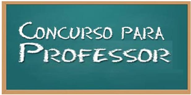 Resultado de imagem para CONCURSO PARA PROFESSORES