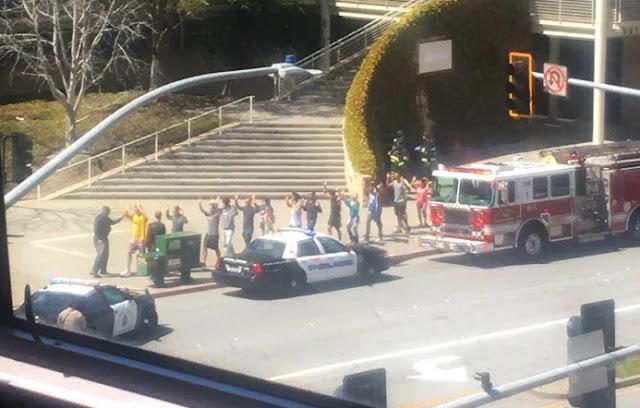 gunman youtube hq san bruno california