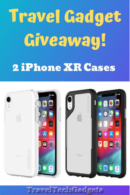 Travel Gadget GIVEAWAY - Multiple iPhone XR Cases for Free!