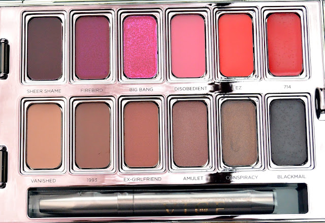 Urban Decay Vice Lipstick Palette Review