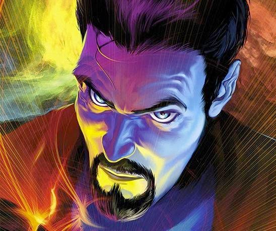 Marvel's Doctor Strange | Photo by @digitalspy - Twitter