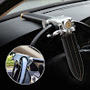 Farmunion New Foldable Car Steering Wheel Anti-theft Three-direction Airbag Lock Universal