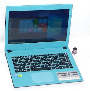 Laptop Gaming Acer E14-E5-473G Core i5 Second