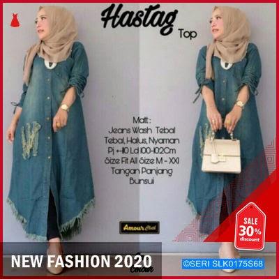 SLK0175S68 Vini Tunik Jeans BMGShop