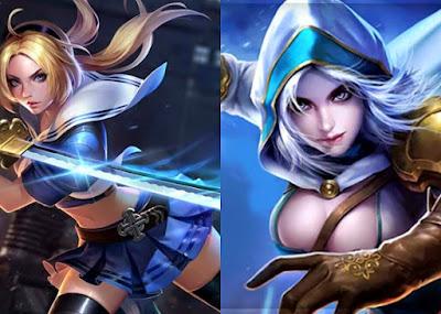 Kamus Istilah Arena of Valor dan Mobile Legends