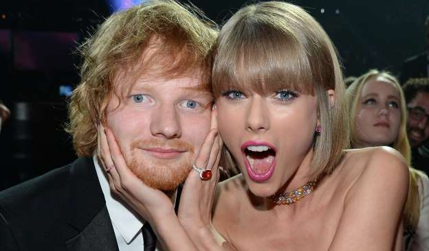 Ed Sheeran Just Casually Revealed When Taylor Swift Will Release New Music