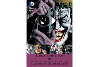 Reseña Batman La broma asesina