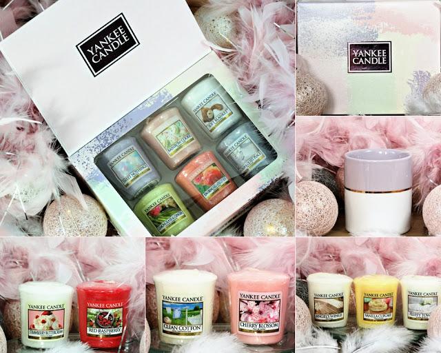 Avis Ma Box Yankee Candle de Ma Boutique Yankee (Janvier 2018), blog bougie