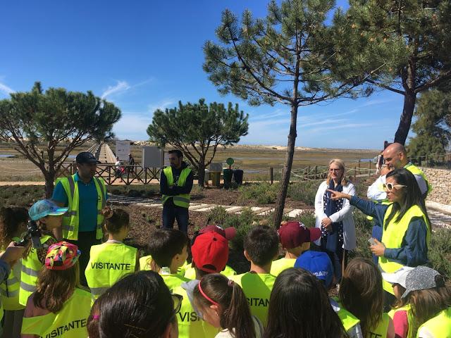 Infraquinta e Câmara Municipal de Loulé promoveram educação ambiental