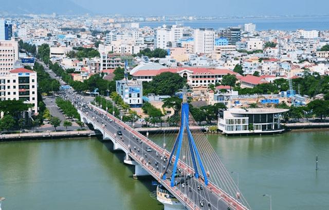 Vị trí dự án Land Mark Đà Nẵng với nhiều ưu điểm nổi bật