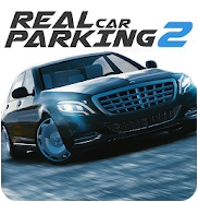 Real Car Parking 2  Mod Apk 3.0.1 Unlimited Money Terbaru Driving School 2018