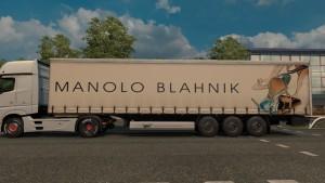 Manolo Blahnik trailer mod