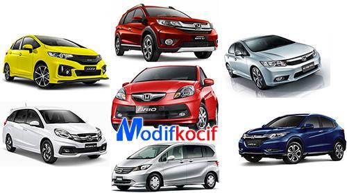 Gambar Harga Mobil Honda Bekas