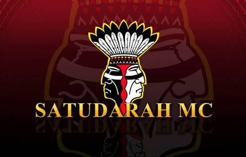 Logo Geng Satudarah MC Berasal dari Belanda-Indonesia