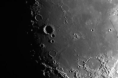 """cràter """"Bullialdus"""""""