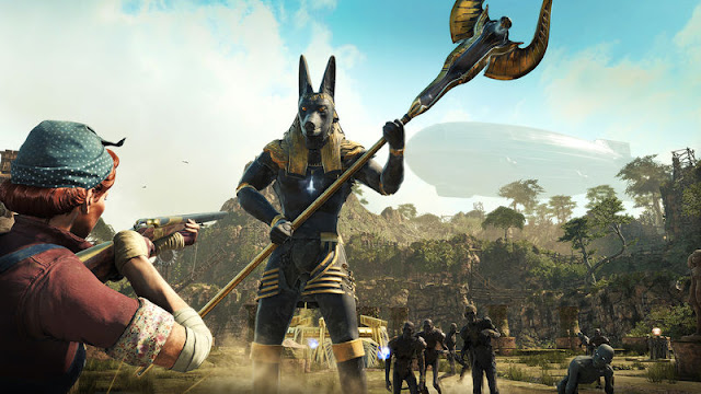 Strange Brigade Free Download Pc Game 2019