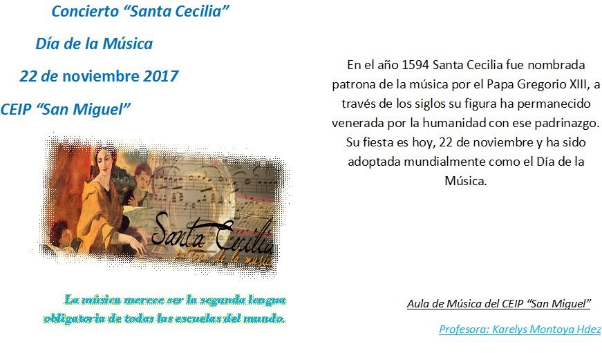 Colegio San Miguel Las Rozas Santa Cecilia
