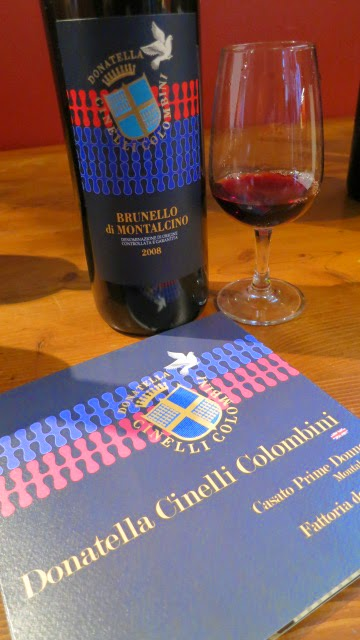 Wines of Donatella Cinelli Colombini