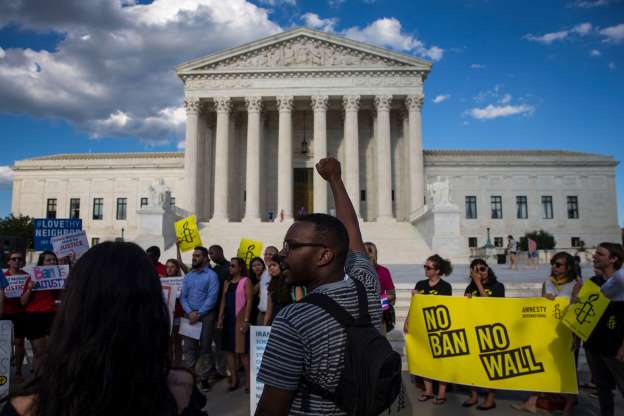 Appeals Court Limits Trump Travel Ban and Allows More Refugees