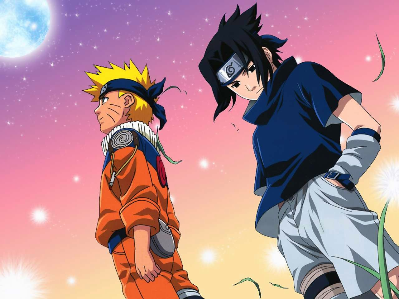 Kumpulan Contoh Gambar Ilustrasi Kartun Naruto Duinia Kartun