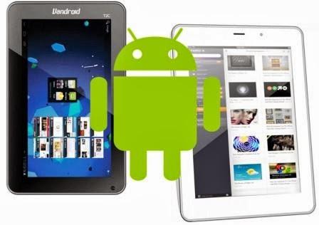 Tablet Advan: Spesifikasi dan Harga