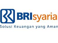 Lowongan Kerja Bank BRI Syariah Terbaru