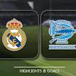 REAL MADRID HIT 3 GOALS WITH ALAVES ~