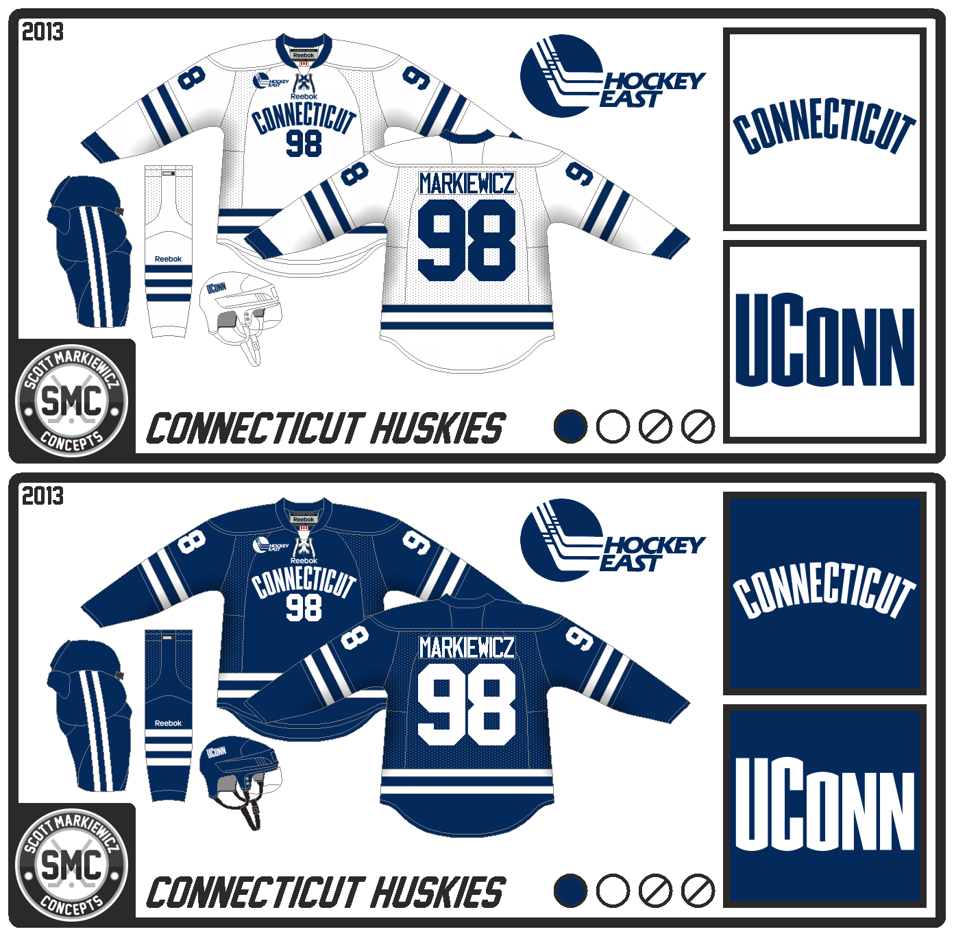 352a65a77aa Over the summer, the UConn Huskies men's hockey team announced that they  will be joining Hockey East in 2014 and play games at the XL Center  (Formerly the ...