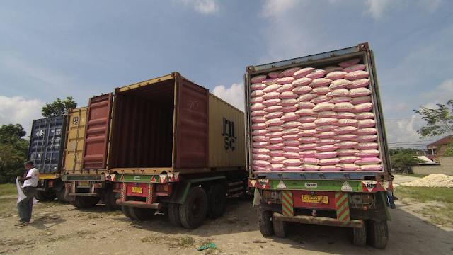 MasyaAllah, ACT Salurkan 1000 Ton Beras dari Masyarakat Indonesia Untuk Kelaparan di Afrika