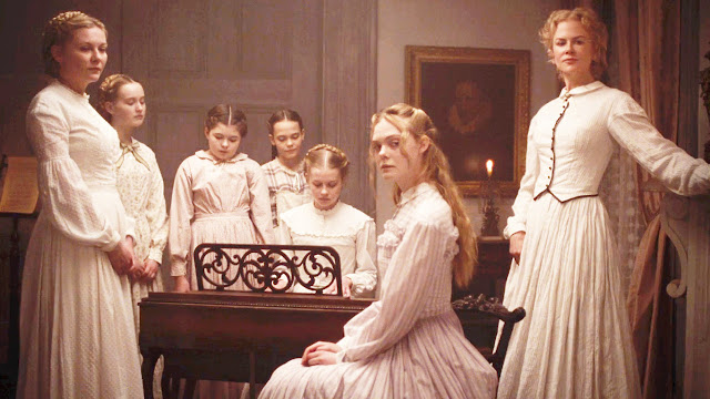 Colin Farrell Nicole Kidman Sofia Coppola | The Beguiled