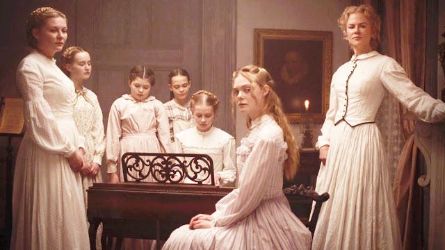 Colin Farrell Nicole Kidman Sofia Coppola | The Beguiled