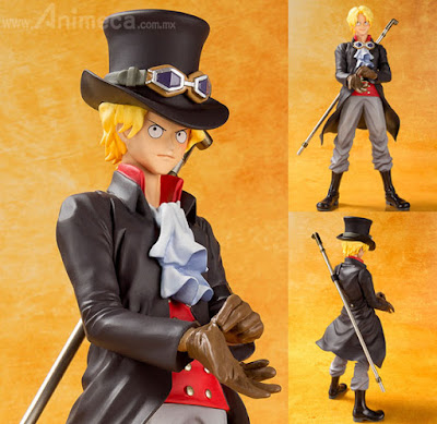 Figura Sabo ONE PIECE FILM GOLD Ver. Figuarts ZERO One Piece