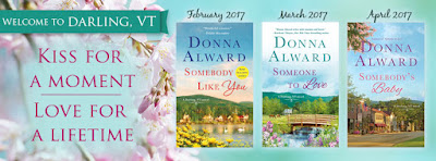 Somebody Like You, Donna Alward, Romance, Contemporary, Sweet