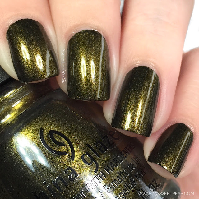 China Glaze Wicked Liquid
