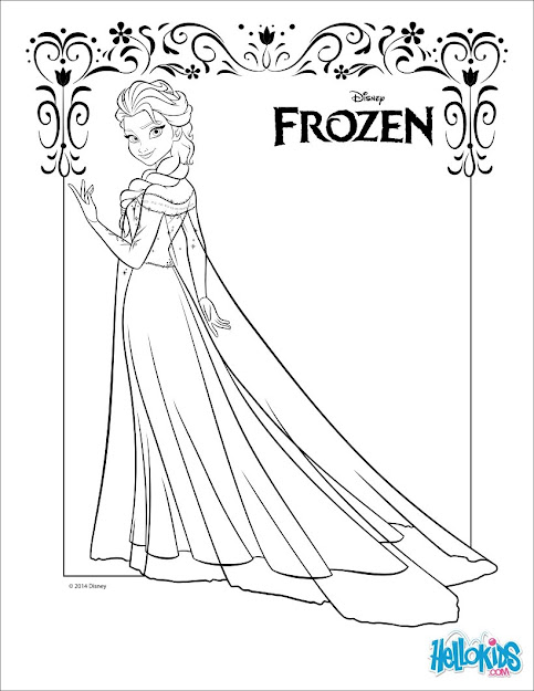 Elsa Frozen Coloring Pages Printable Coloring Pages Sheets For Kids Get  The Latest Free Elsa Frozen Coloring Pages Images Favorite Coloring Pages  To