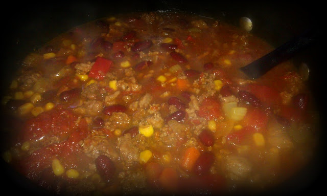 Big Fat Daddy's Chili Free Recipe