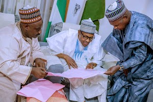 I want to leave behind a legacy of free and fair elections in Nigeria - President Buhari