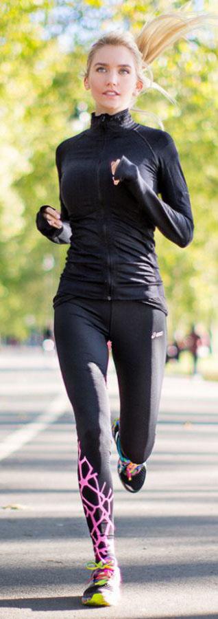 Stylish Workout Outfit Ideas #workoutoutfits