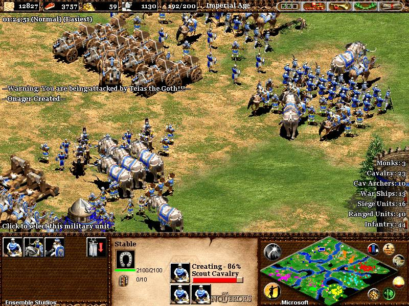 Age Of Empires Ii The Conquerors Expansion Pc Game