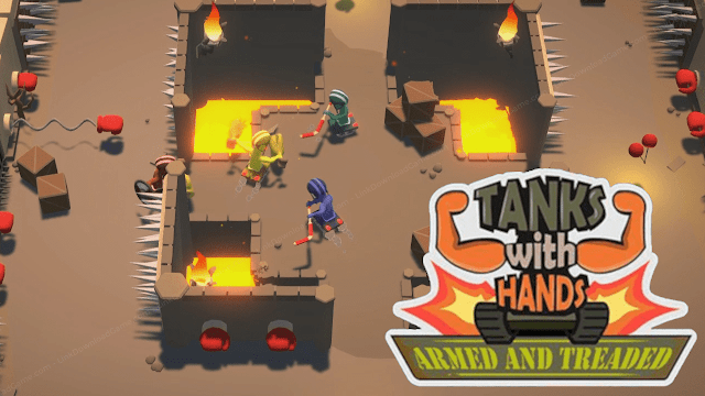 Link Download Game Tanks With Hands Armed and Treaded (Tanks With Hands Armed and Treaded Free Download)