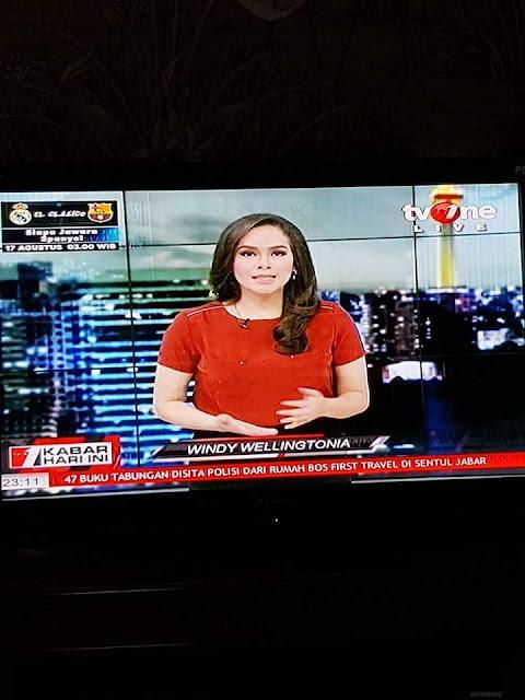 Kondisi Mengenaskan Akun IG Presenter TV One, Dihajar Ribuan Netizen Usai Hina Presiden Jokowi Secara Live