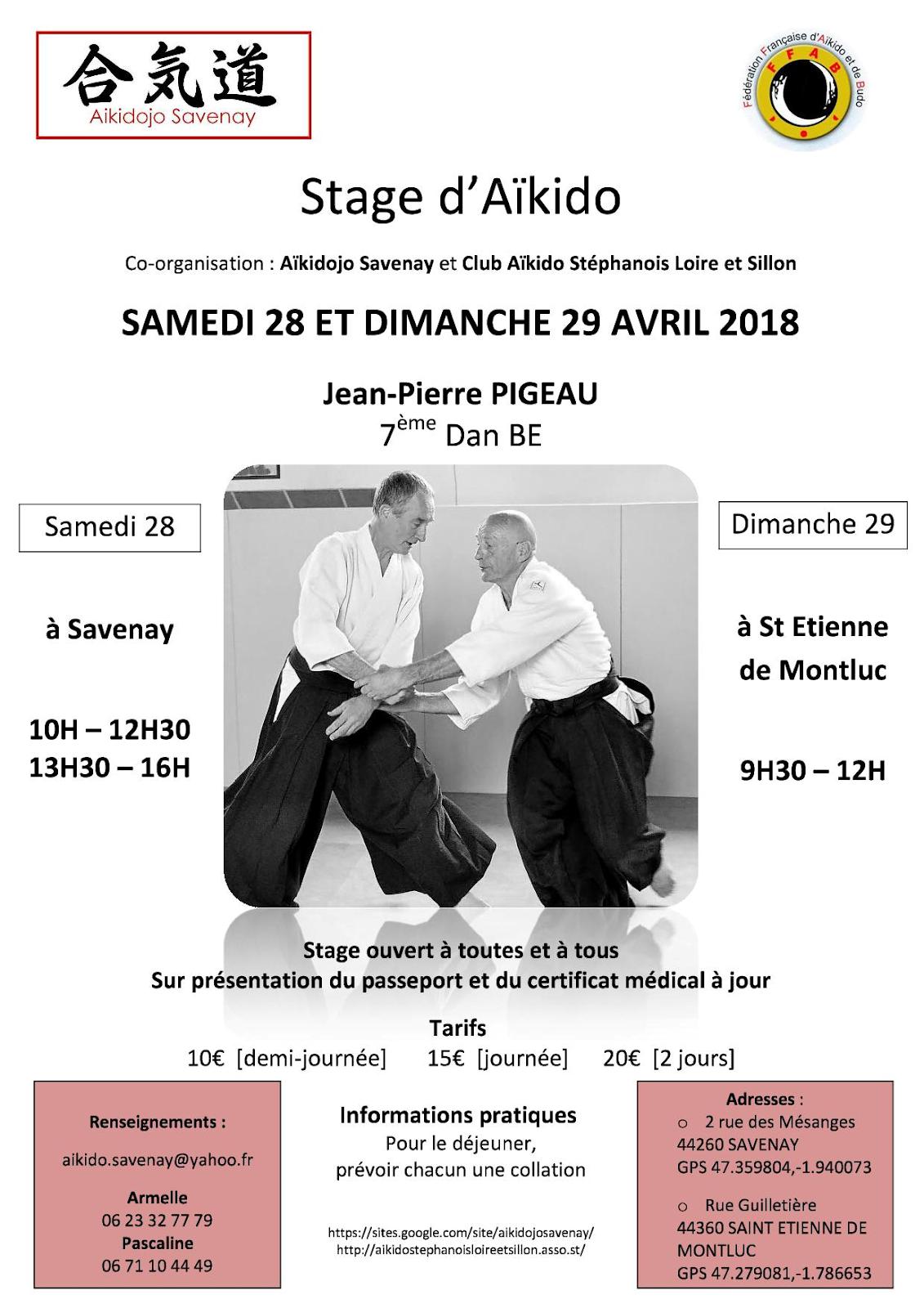 club aikido sartrouville