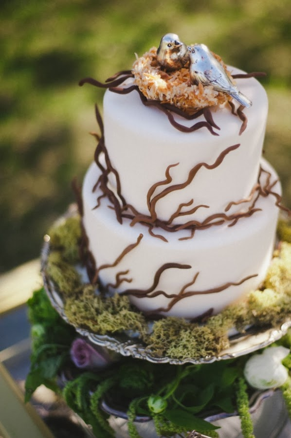 forest inspired wedding cakes memorable wedding a forest theme wedding 14406