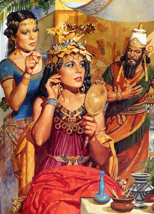 El desván de la Historia: Semíramis: la gran reina de Asiria y Babilonia