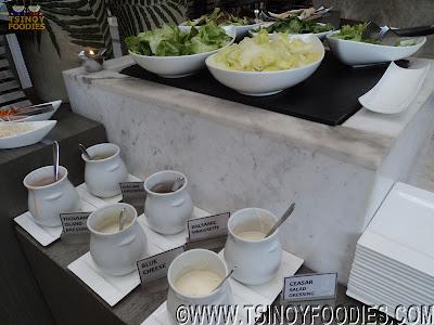 corniche salad bar