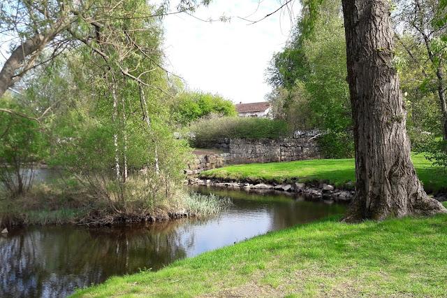 Oulussa Ainolan puisto