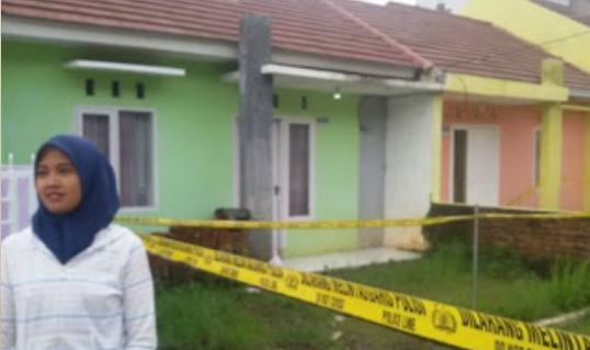 Nisa Nurhayati berusia 19 tahun di percayai telah menjadi mangsa rogol sebelum di bunuh.