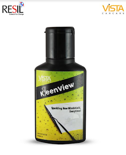 Resil Launches new Vista Kleenview for clear and haze-free windscreens